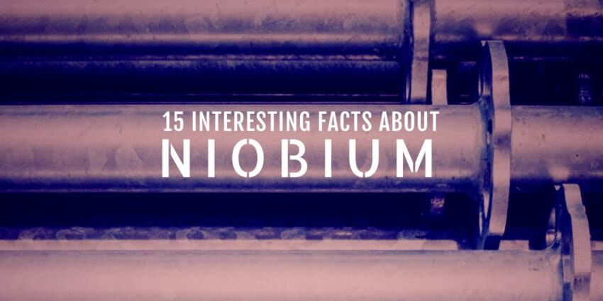About Niobium >> 15 Interesting Facts About Niobium Brian D Colwell